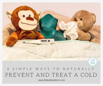 How to Prevent and Treat a Cold Naturally with 6 Simple Steps