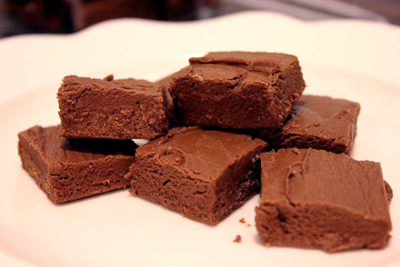 Homemade Fudge by freshfromthe.com