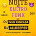 Ponto Novo: Noite do Eletro Funk será realizada nesta sexta (19)