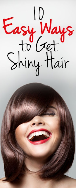 10 Easy Ways to Make Your Hair Silky and Smooth