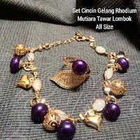 Harga Set Perhiasan Mutiara