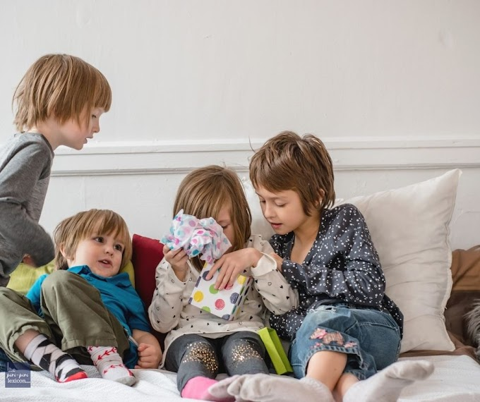 Gift ideas for French-speaking children