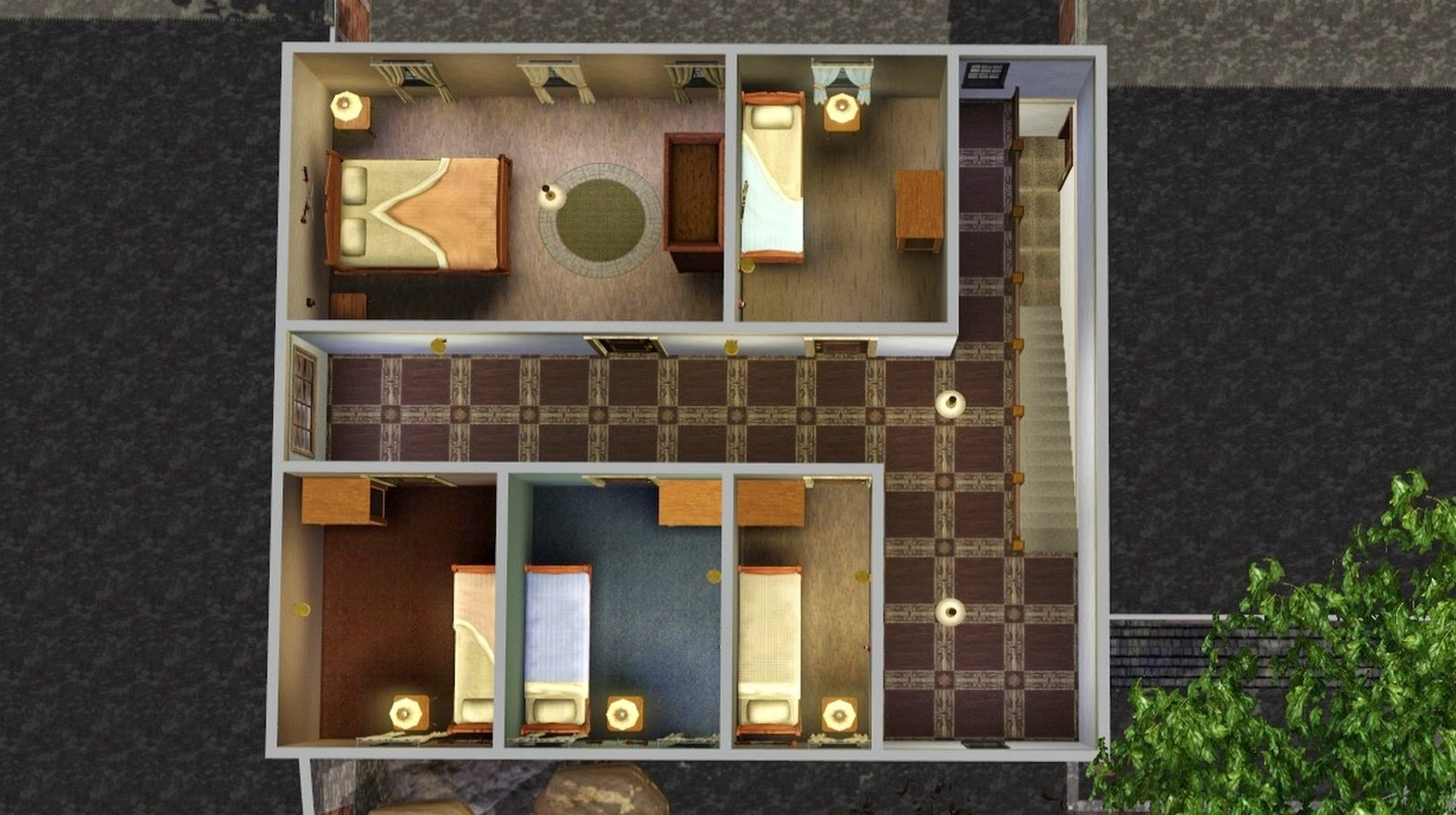 Layout My Bedroom