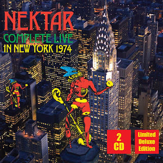 Nektar - 2011 - Complete Live In New York 1974