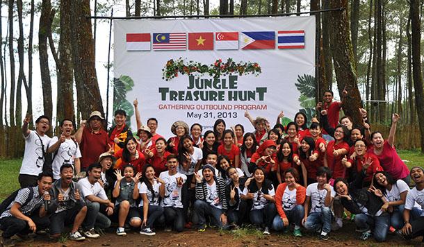 Paket Company Gathering di Lembang Bandung, Paket Outbound di Bandung