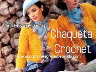 como-tejer-saco-crochet