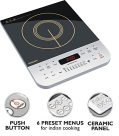 Philips HD4928/01 Induction Cooktop for Rs.2099 @ Flipkart (Limited Period Deal)