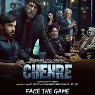 Chehre 2021 Full Movie Download 480p 720p FilmyMeet