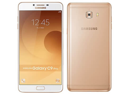 Samsung Releases Official Response to Galaxy C9 Pro 128GB Variant News