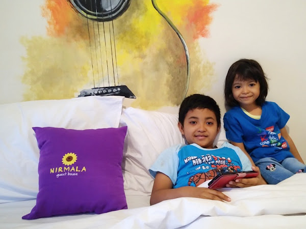 Staycation di Votel Nirmala Hotel Malang