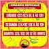 Confira os horários Especiais de Carnaval no Paraíba