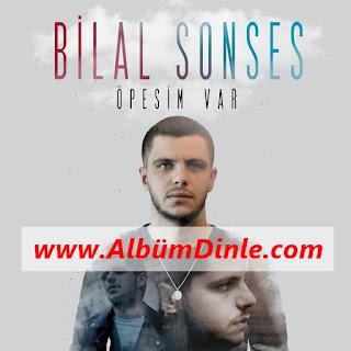 Bilal Sonses Öpesim Var Albüm Kapağının Görseli