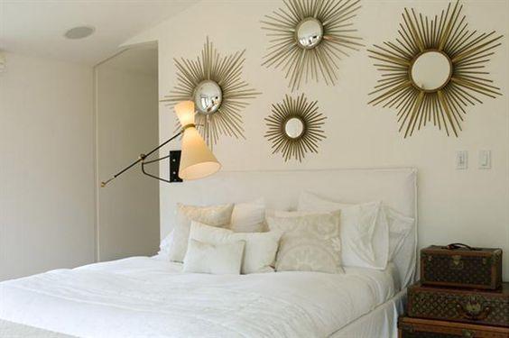 Cosas de casa decorar con espejos vintage for Ideas para decorar la casa con espejos