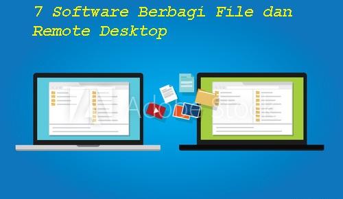 Software Berbagi File dan Remote Desktop