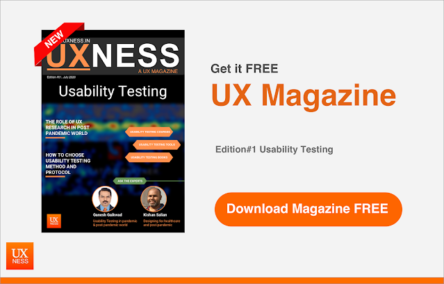 UX e-Magazine 'UXNESS' Download for free