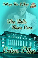 Guest Review: The Walls Have Ears by Erica Pike