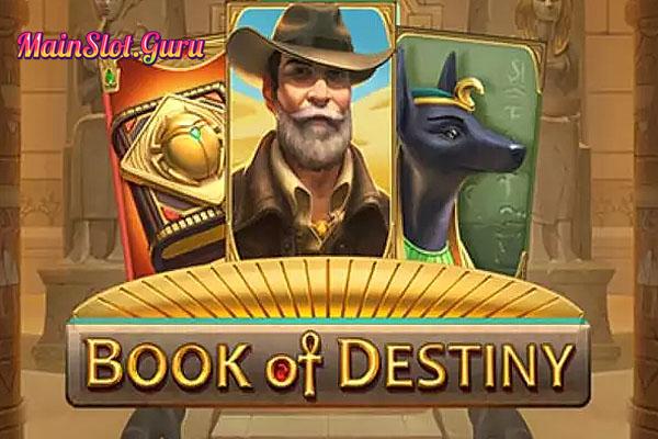 Main Gratis Slot Demo Book Of Destiny Relax Gaming