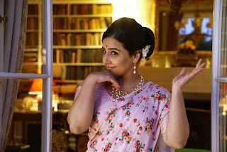 Vidya Balan plays Shakuntala Devi in the latter's biopic