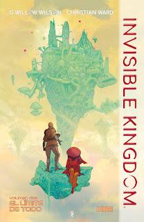 Invisible Kingdom 2: El límite de todo