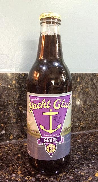 Yacht Club Grape Soda