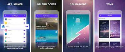 Aplikasi Applock – Fingerprint Pro