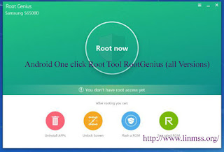 Android One click Root Tool RootGenius (all Versions)