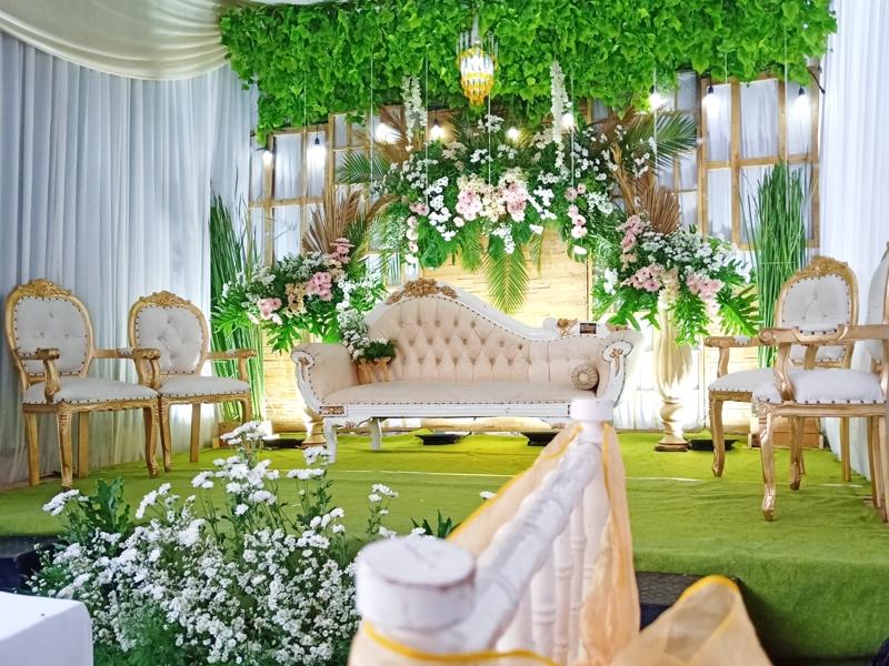 Sedia Paket Pernikahan Rumah Murah Tanpa Catering Full Dekorasi Paket Pernikahan Daniico Wedding Planner Semarang
