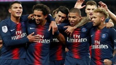 مشاهدة مباراة باريس سان جيرمان وجالطة سراي