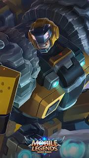 Johnson Wreck King Heroes Tank of Skins