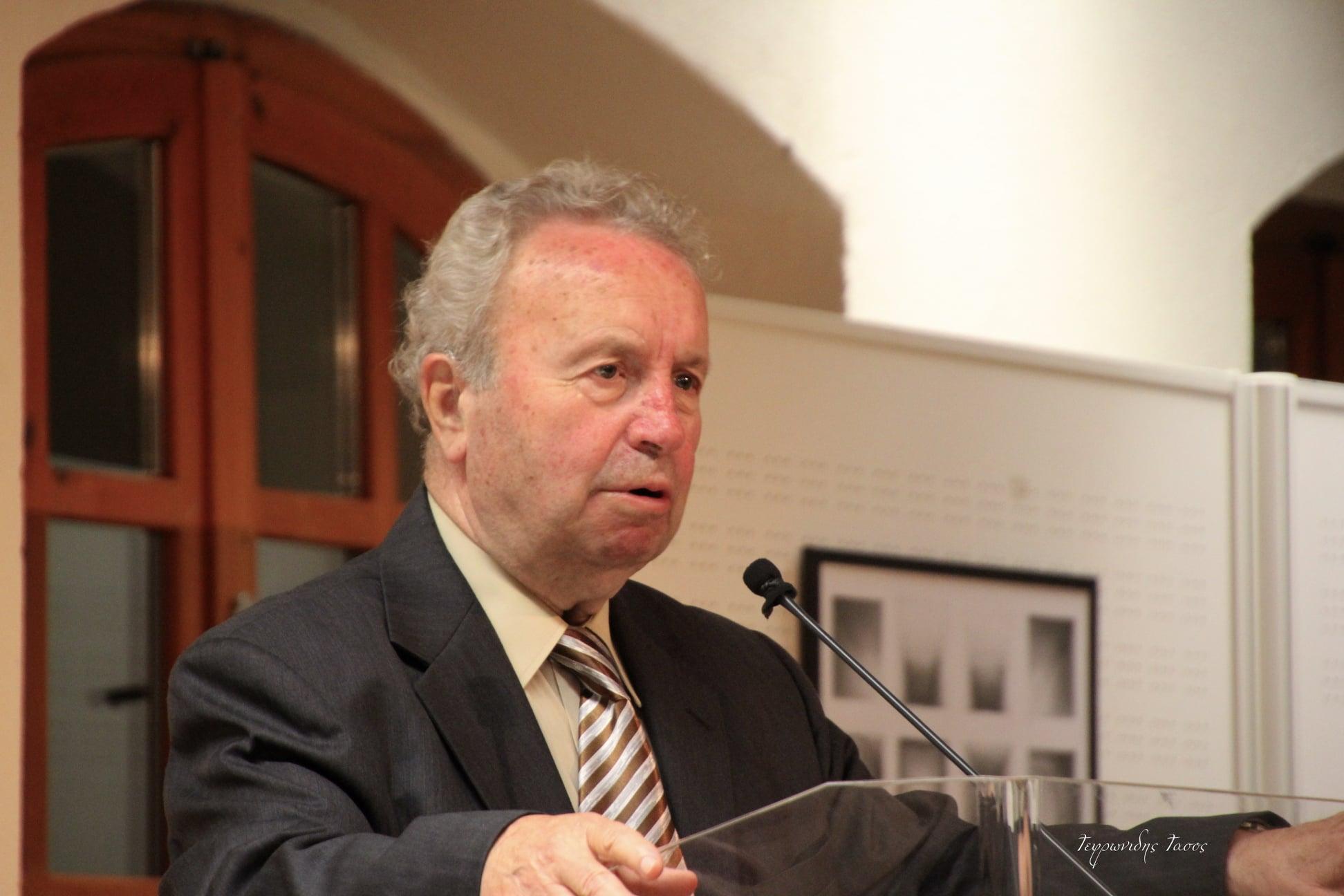 Θλίψη στην Ξάνθη - Πέθανε ο Πέτρος Γεωργαντζής