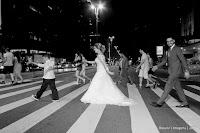 Casamento Bruna e Marcelo, Paróquia Bom Pastor e Ensaio Fotográfico em Avenida Paulista e Estação da Luz - SP