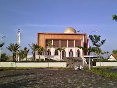 Masjid Al Birru Pertiwi