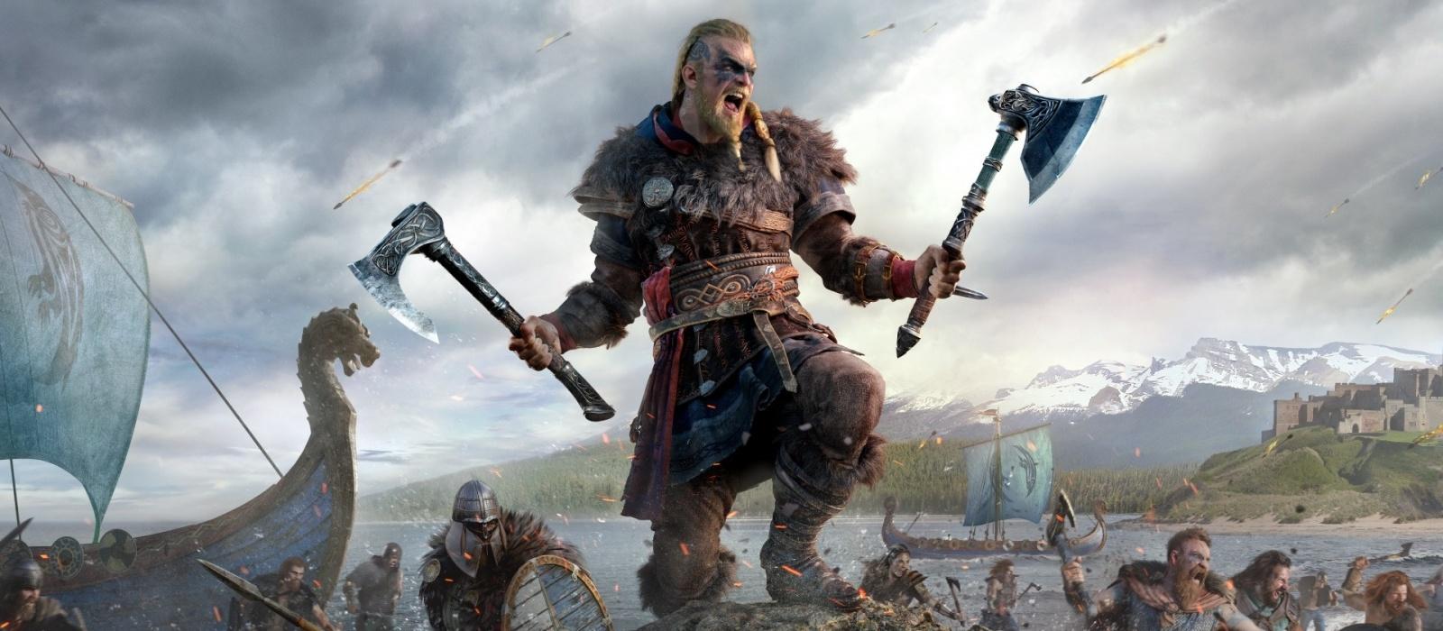 Battle: high-budget Assassin's Creed Valhalla versus daring Valheim