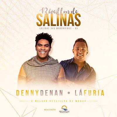 O Réveillon de Salinas 2019 dia 31 de Dezembro; Veja a programação
