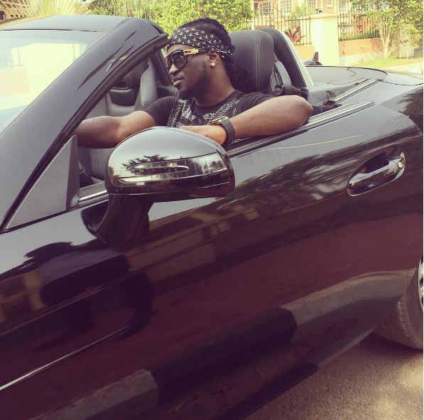 """""""I Can't Drive On The Streets Of Lagos In An Open Roof"""" - Paul Okoye"""