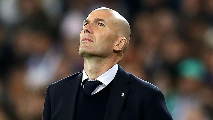 Zinedine Zidane Staying with Real Madrid next season