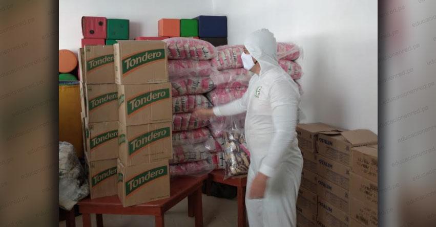 QALI WARMA: Programa social distribuye más de 1863 toneladas de alimentos para 189 mil 720 escolares en la región San Martín - www.qaliwarma.gob.pe