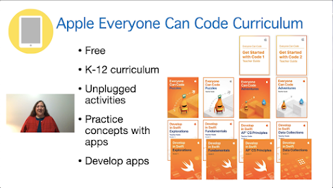 Apple Coding Curriculum