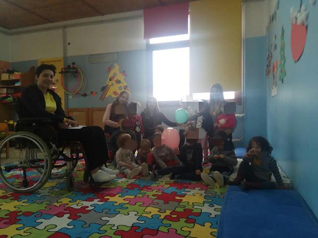 Πρωτότυπη δράση στον Παιδικό Σταθμό Λυγουριού