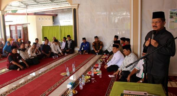 Ali Mukhni: Silaturahmi Selalu Berbuah Kebaikan