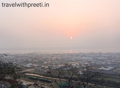 त्रिवेणी संगम प्रयागराज - Triveni Sangam Prayagraj