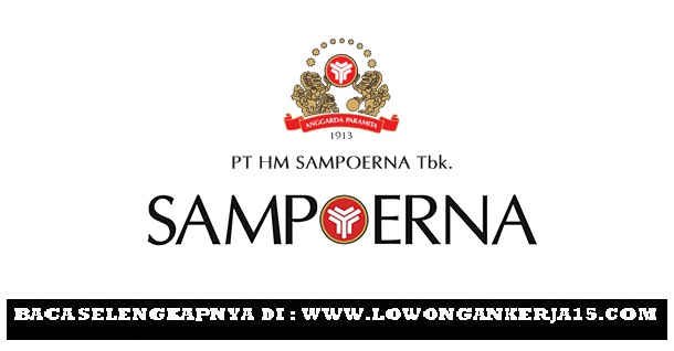 Lowongan Kerja Admin Finance PT HM Sampoerna Tbk Terbaru