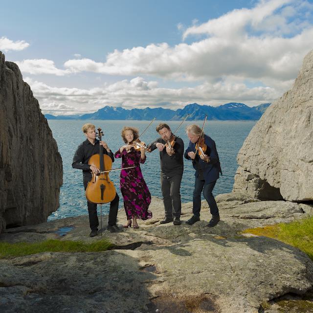The Engegård Quartet in Lofoten