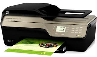 HP DeskJet Ink Advantage 4615 Driver Download