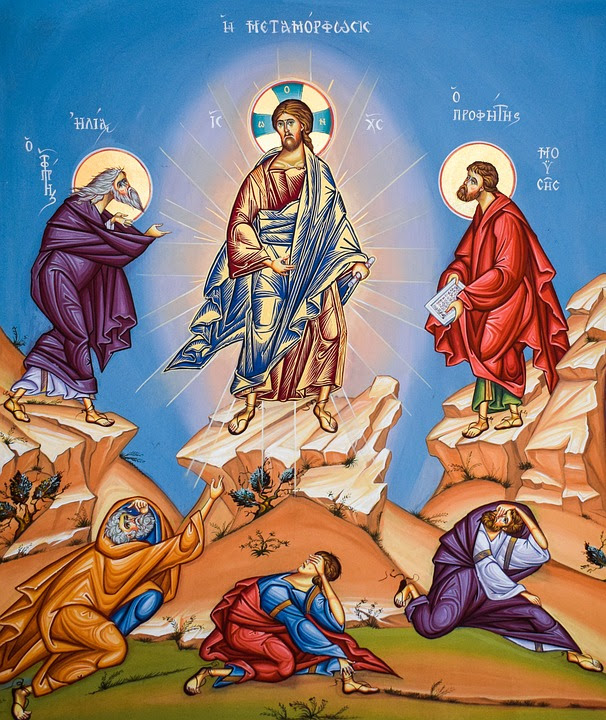 LiturgyTools.net: Pictures for the Transfiguration