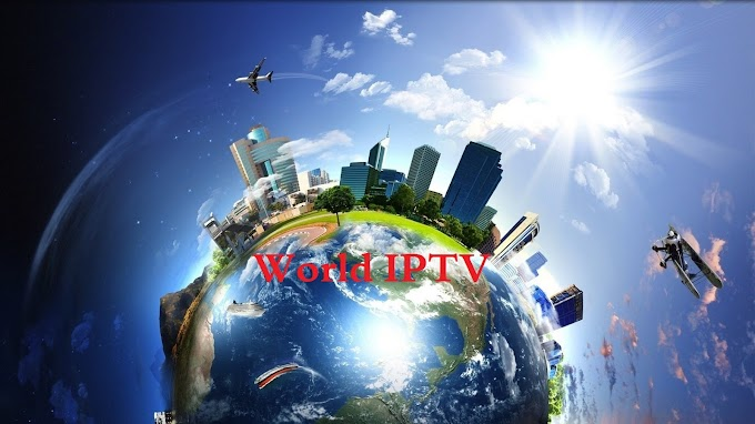 World IPTV Playlist for 04/02/2018