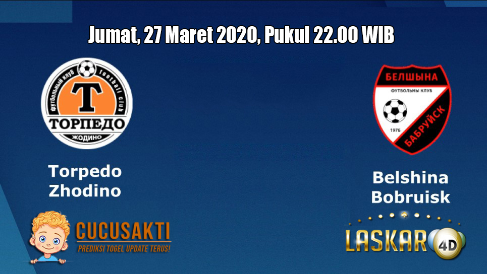 Prediksi Zhodino VS Belshina 27 Maret 2020