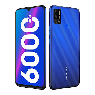 Best Battery Smartphone Under Rs. 8,000 in June 2021