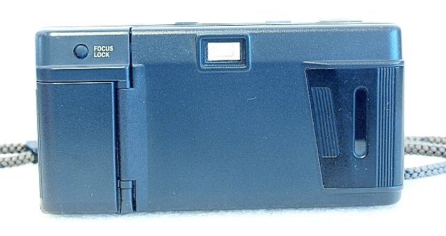 Olympus AF-1, Back