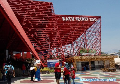 Batu Secret Zoo
